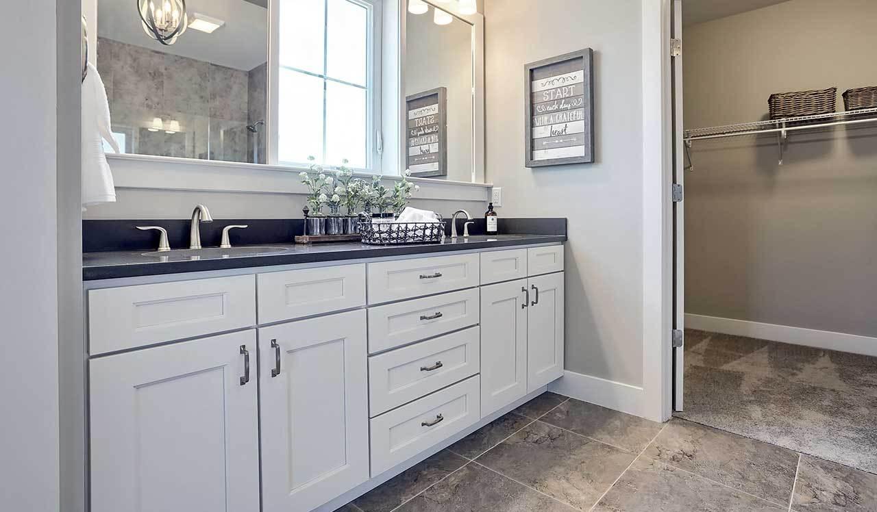 Bathroom featured in the Northfield  By Landmark Homes  in Harrisburg, PA