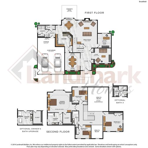 Brookfield Floor Plan