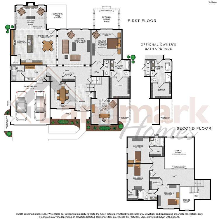 Sullivan Floor Plan