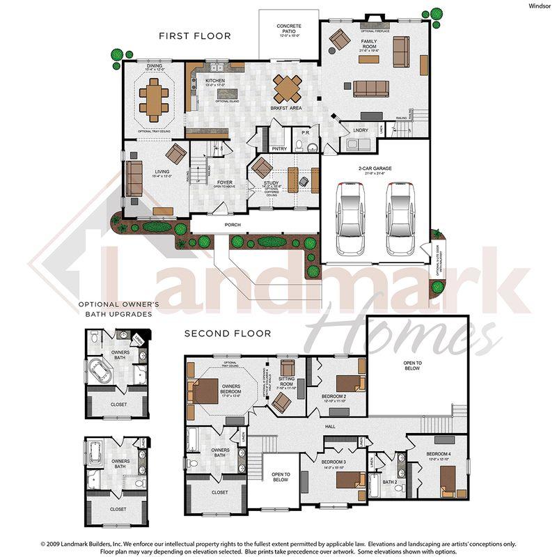 Windsor Floor Plan