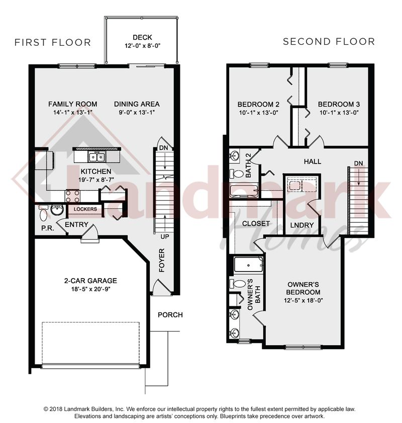 Sherwood Floor Plan