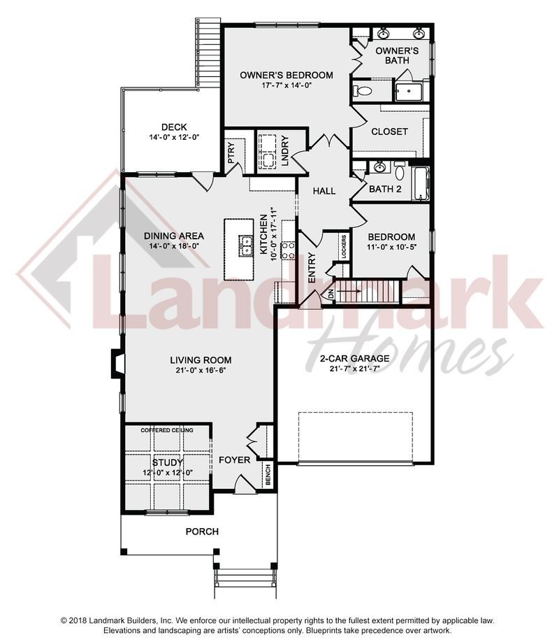 Plymouth Floor Plan
