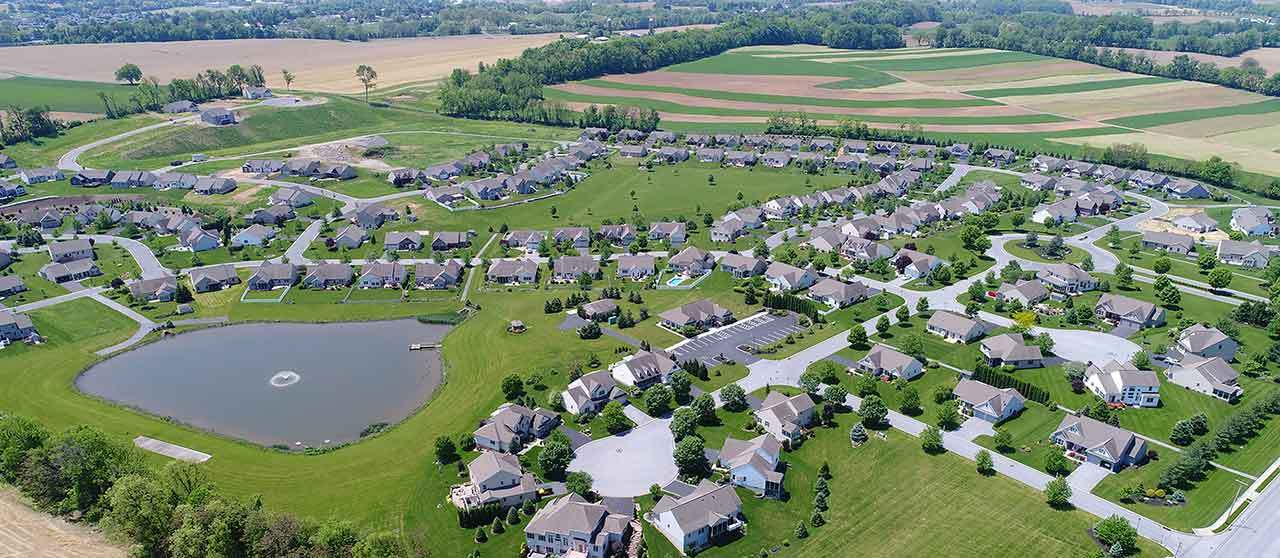 Stonecroft Village Active Adult 55+ Community in Womelsdorf