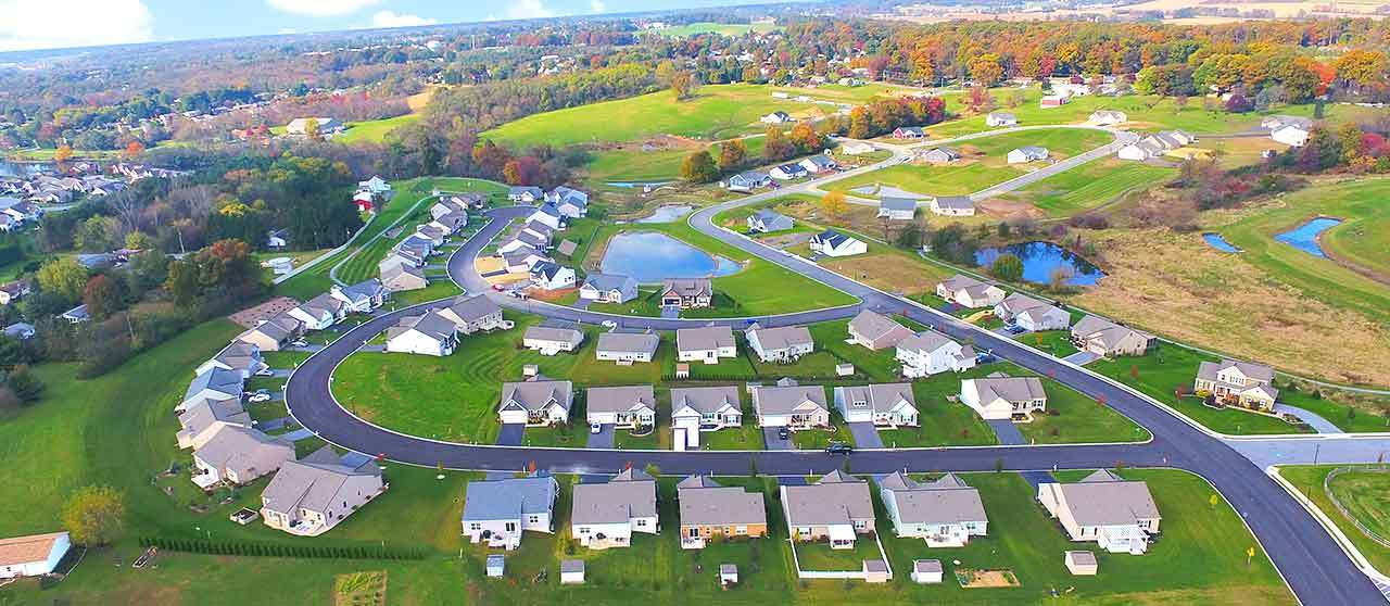 The Crossings at Sweetbriar Active Adult Community in Lebanon PA