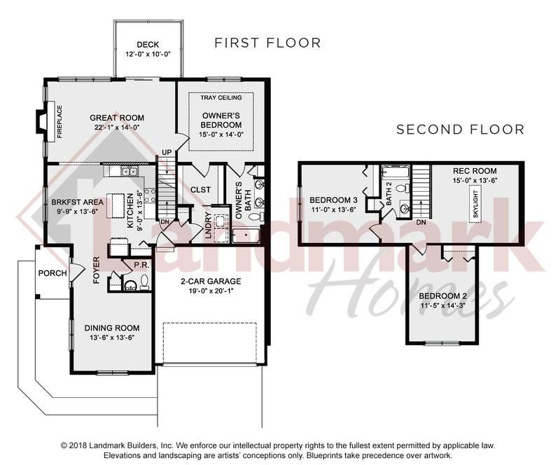 Pineberry Floor Plan