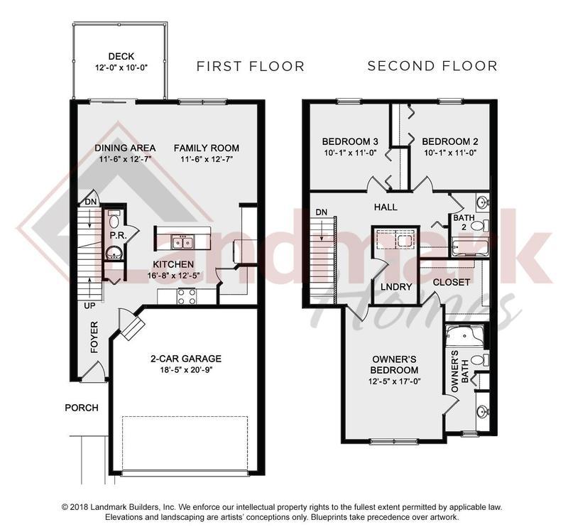 Ellsworth Floor Plan
