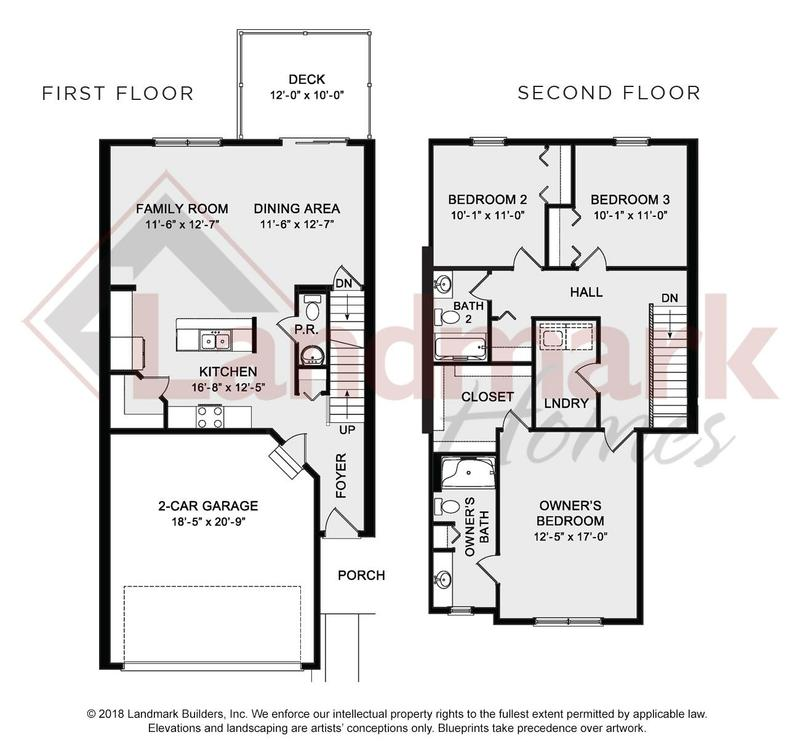 Ellsworth Floor Plan