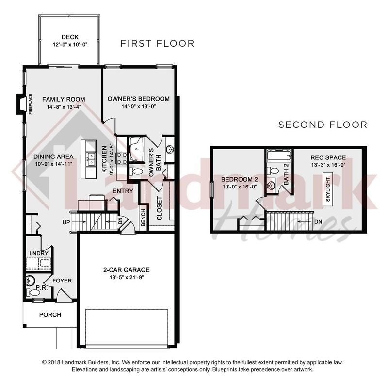 Owen Floor Plan