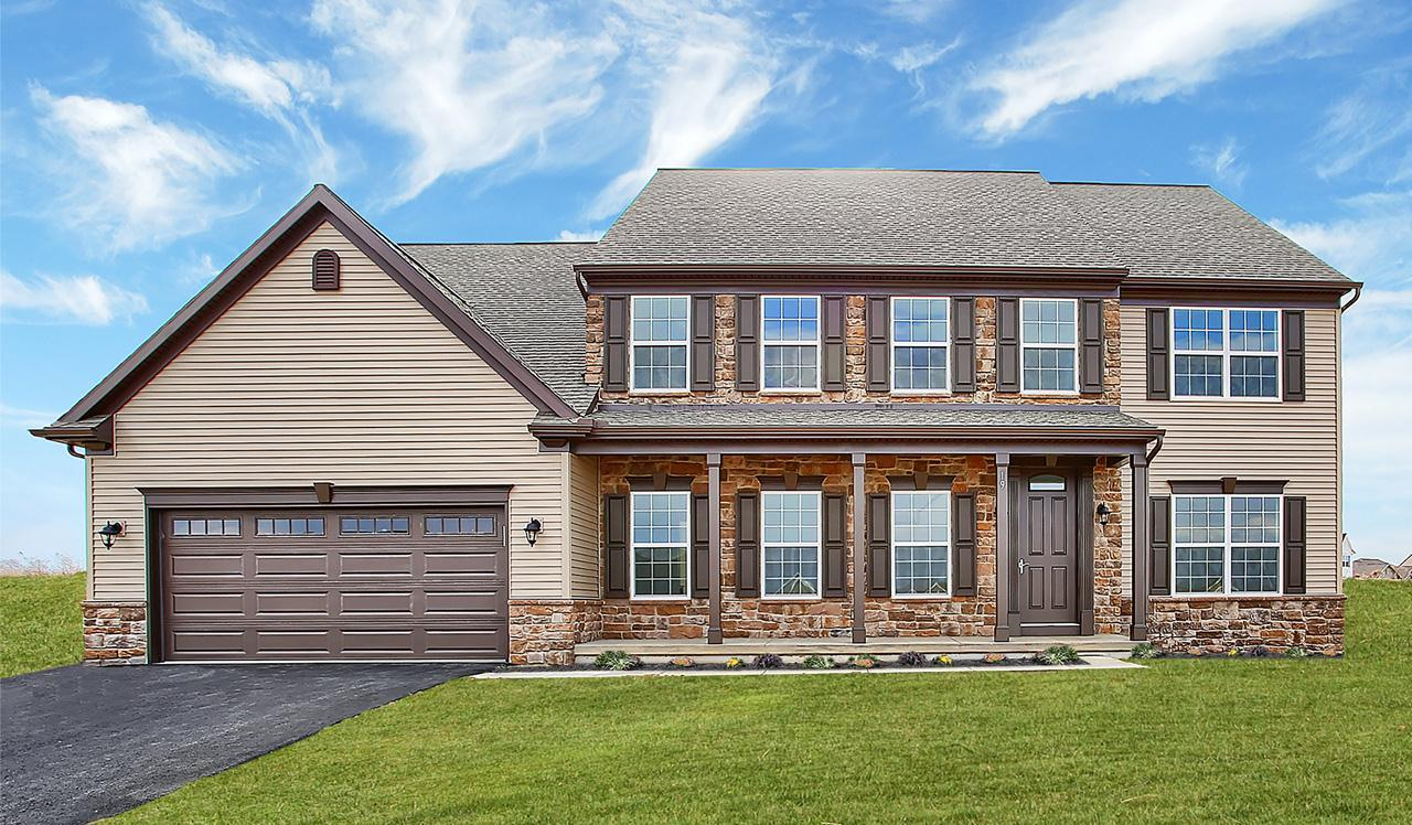 The Stratford New Home in Mechanicsburg PA