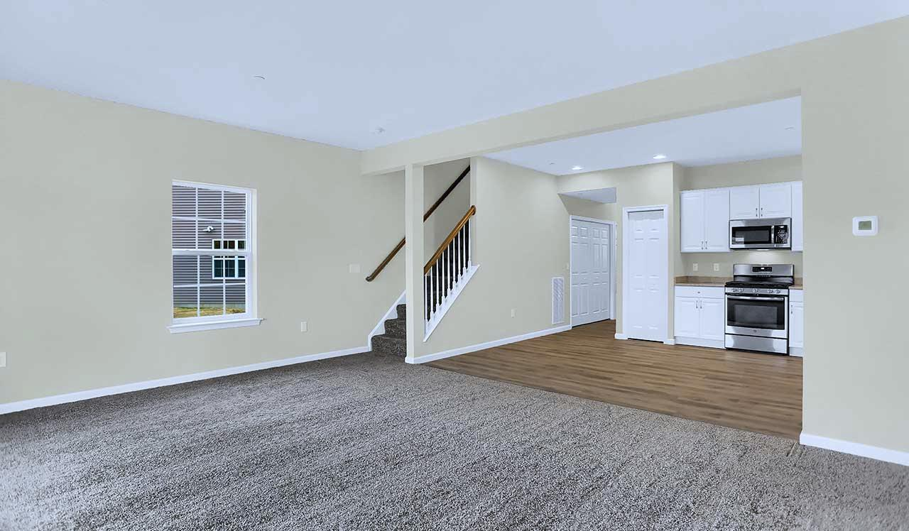 New Townhome For Sale In Mechanicsburg Pa 1740 Fairbank Ln