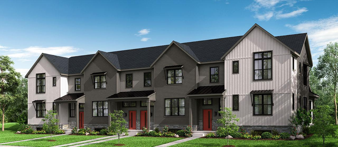 Madison Court Townhomes at Legacy Park, Mechanicsburg