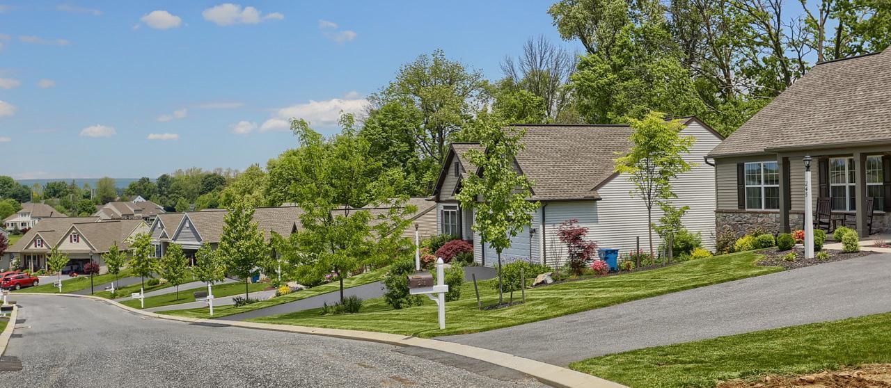 'Stonecroft Village 55+ Living' by Landmark Homes in Reading