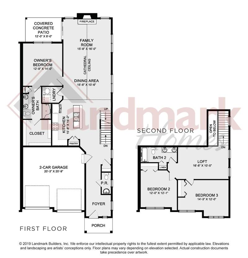 MC-119 Floor Plans