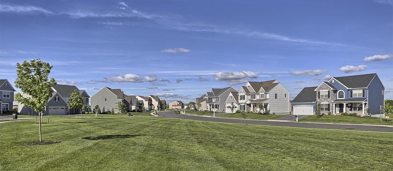 Netherby New Home Community in PA