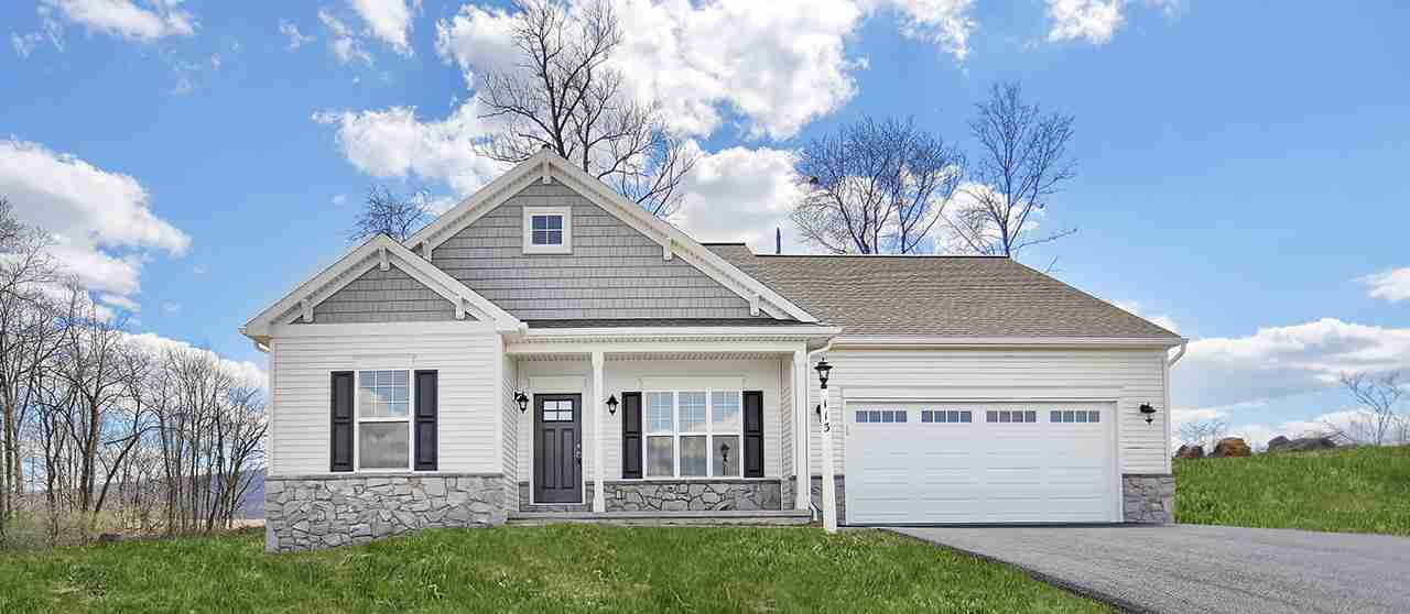 Stonecroft Village Active Adult New Hom