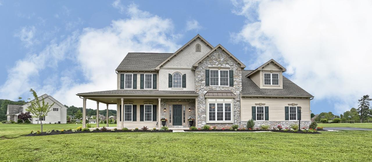 Morganshire New Home Community in Denver PA