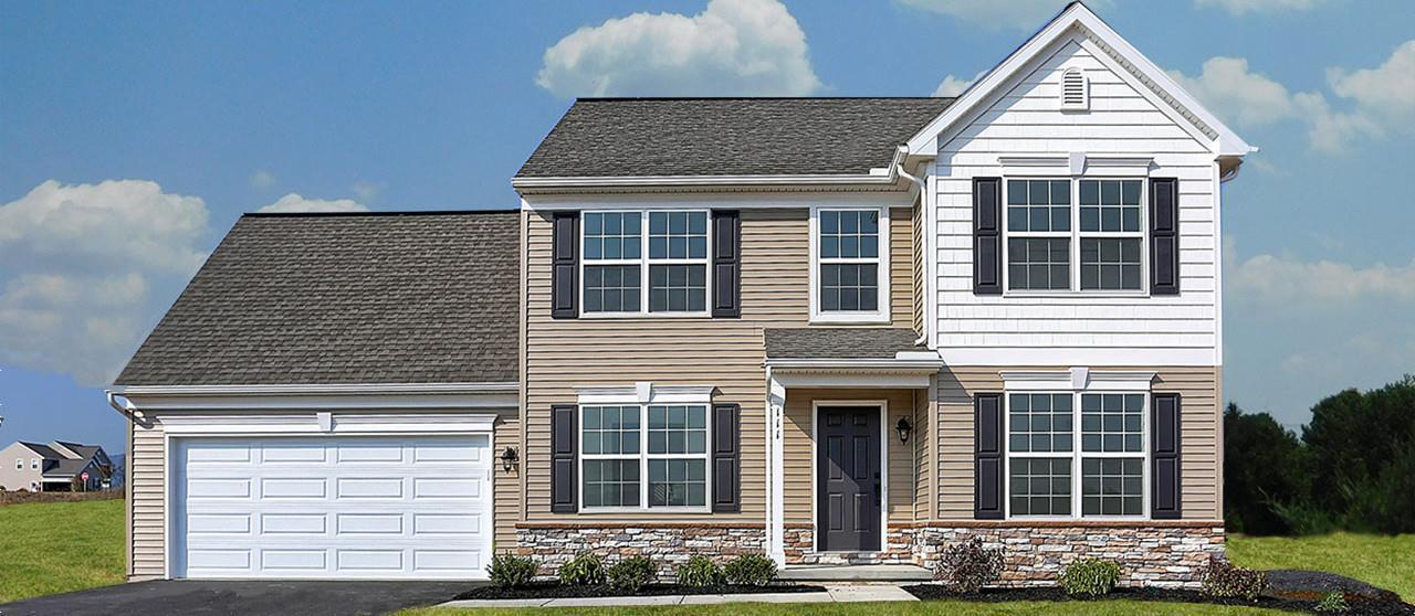 'Mountain View Estates' by Landmark Homes in Harrisburg