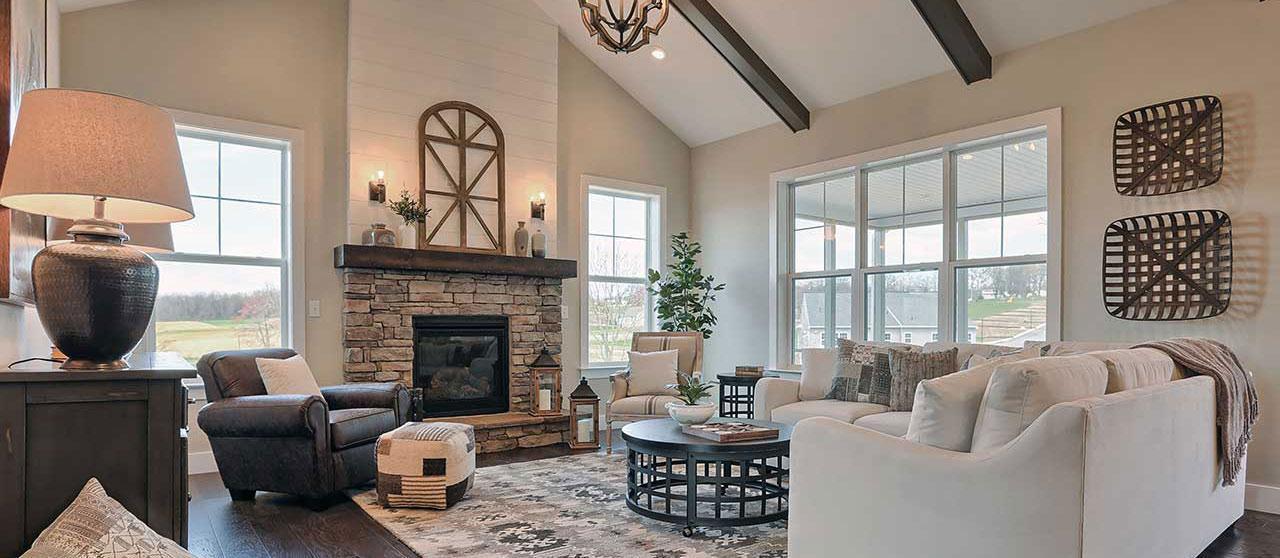 'Cortland Park 55+ Living' by Landmark Homes in Harrisburg
