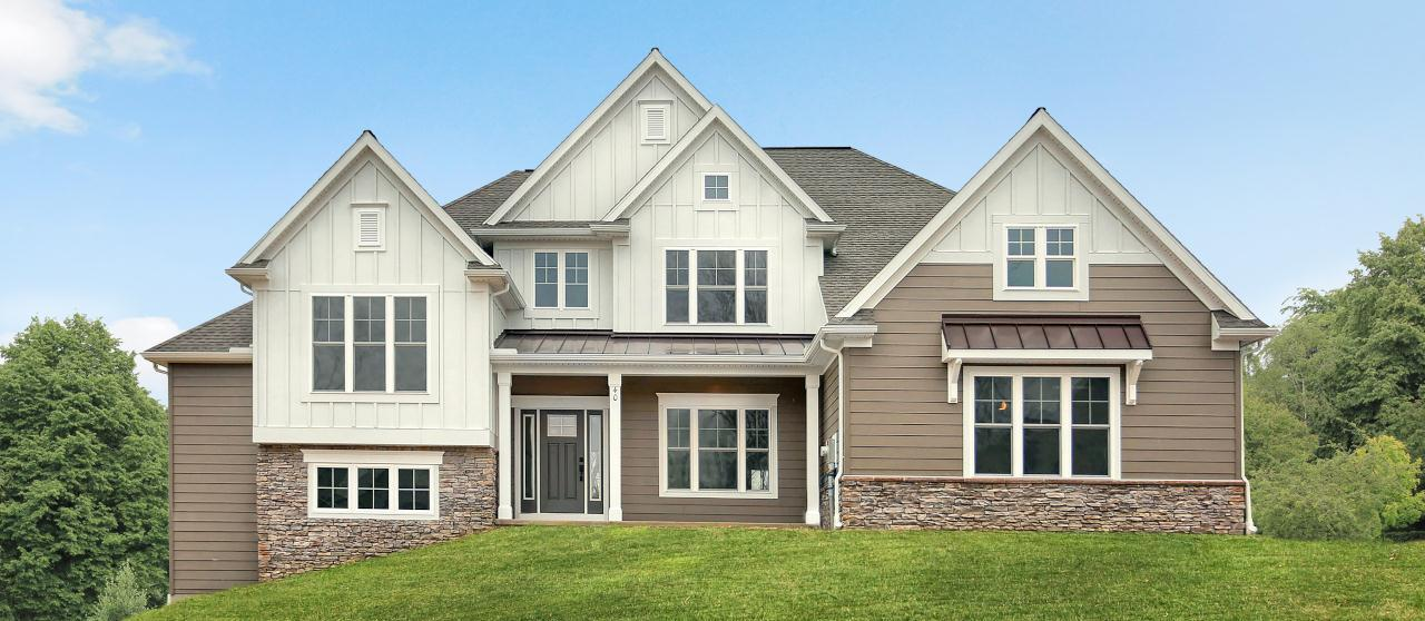 Simmons Creek New Home Community in Enola PA