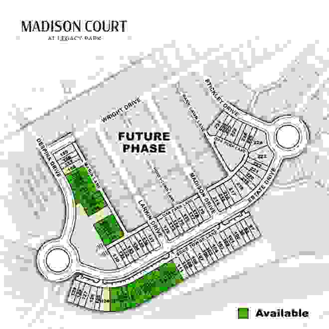 Madison Court Townhomes in Mechanicsburg PA