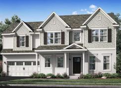 Darien - Hawk Valley Estates: Denver, Pennsylvania - Landmark Homes