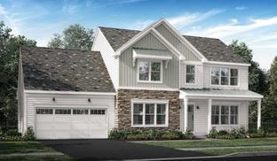 Huntington - Wright's Landing at Legacy Park: Mechanicsburg, Pennsylvania - Landmark Homes