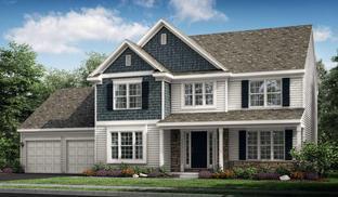 Wesley - Danbury Glen: Mechanicsburg, Pennsylvania - Landmark Homes