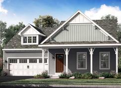 Atworth - Cortland Park 55+ Living: Mechanicsburg, Pennsylvania - Landmark Homes