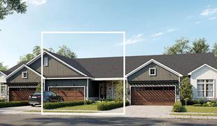 Monroe Townhome - Cortland Park 55+ Living: Mechanicsburg, Pennsylvania - Landmark Homes