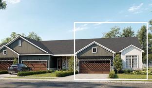 Fallston Townhome - Cortland Park 55+ Living: Mechanicsburg, Pennsylvania - Landmark Homes