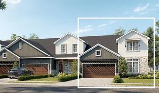 Freemont Townhome - Cortland Park 55+ Living: Mechanicsburg, Pennsylvania - Landmark Homes