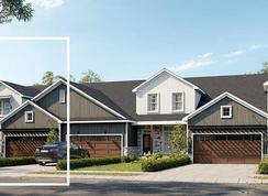 Cheshire Townhome - Cortland Park 55+ Living: Mechanicsburg, Pennsylvania - Landmark Homes