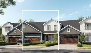 Millstone Townhome - Cortland Park 55+ Living: Mechanicsburg, Pennsylvania - Landmark Homes