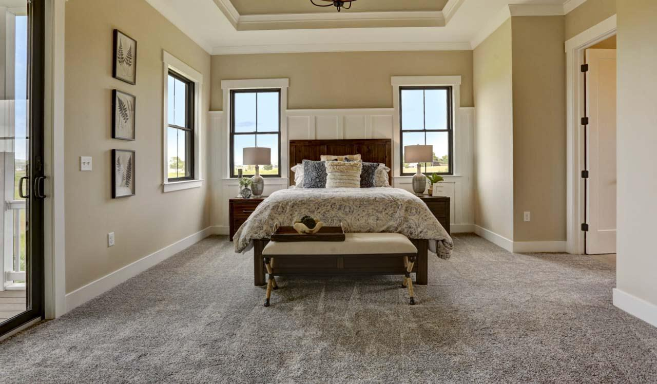 Bedroom featured in The Brentwood By Landmark Homes  in Lancaster, PA