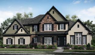 Kensington - Creekside Meadows: Elizabethtown, Pennsylvania - Landmark Homes