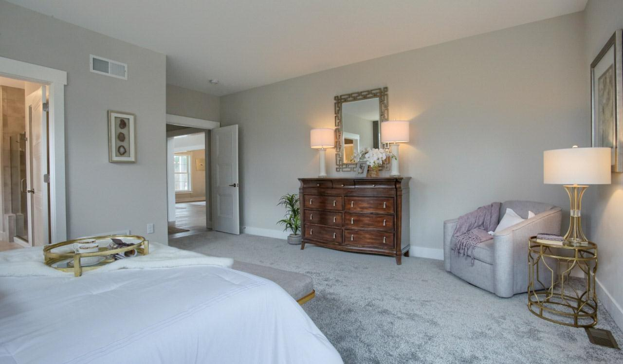 Bedroom featured in the Kensington By Landmark Homes  in Lancaster, PA