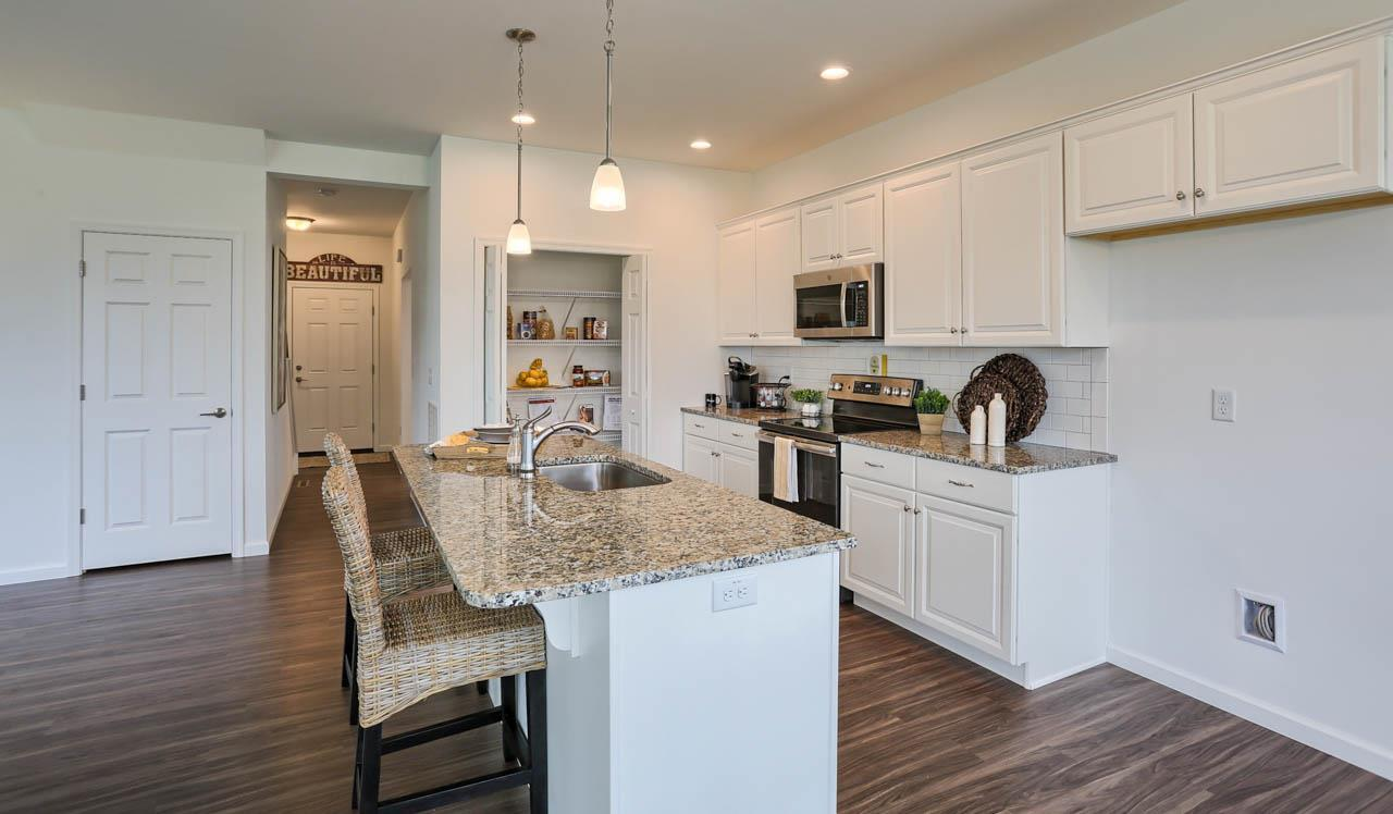 Kitchen featured in the Lawrence By Landmark Homes  in Harrisburg, PA