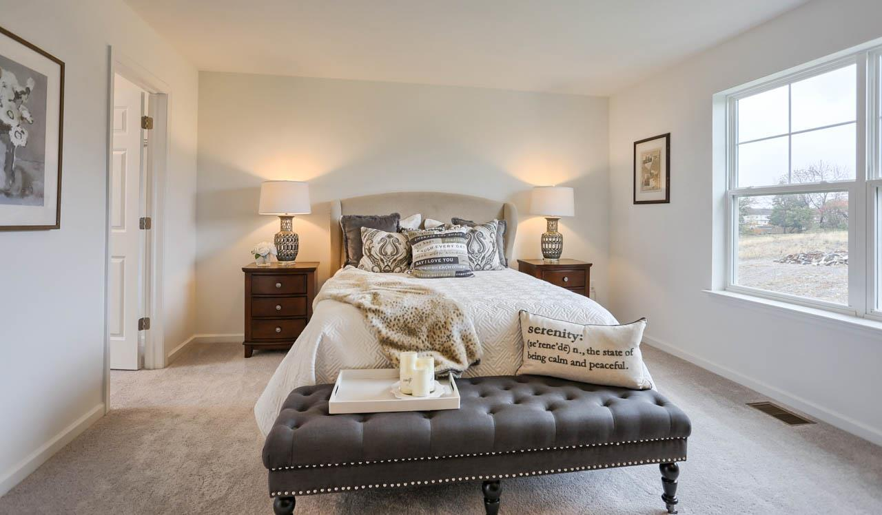 Bedroom featured in the Lawrence By Landmark Homes  in Harrisburg, PA