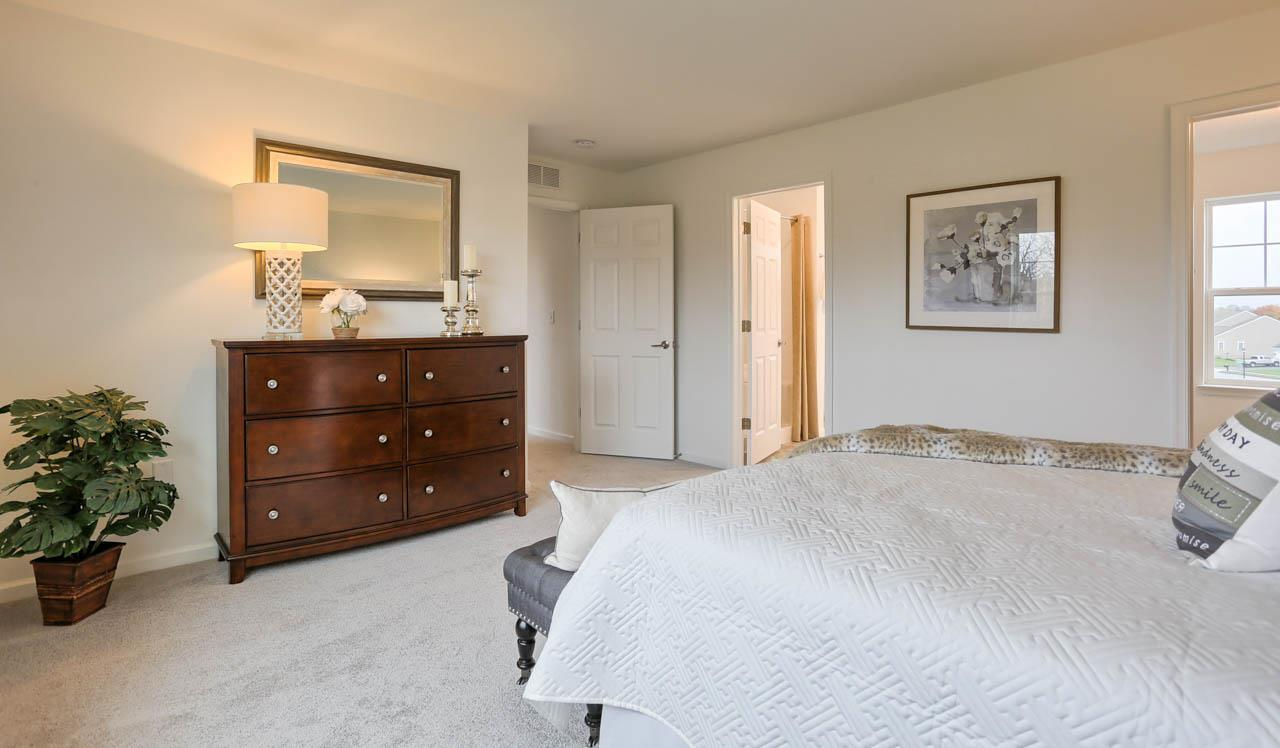 Bedroom featured in the Lawrence By Landmark Homes  in Lancaster, PA
