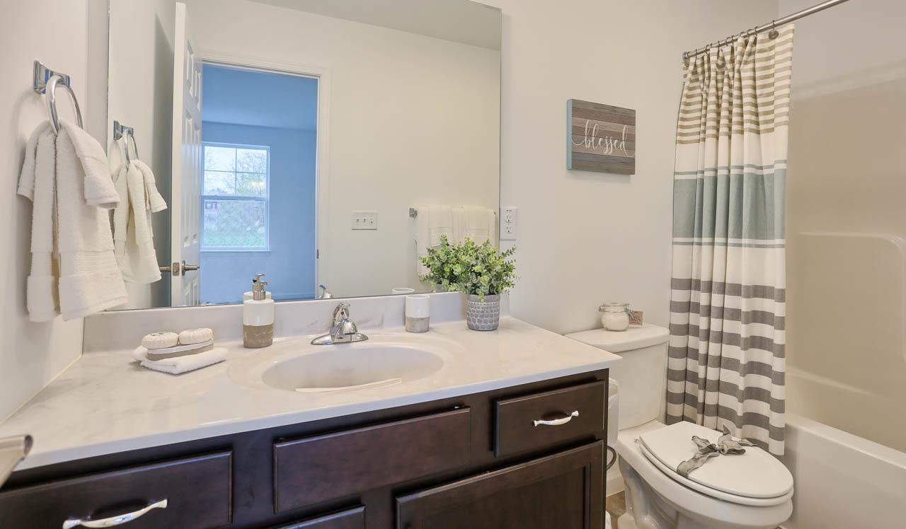 Bathroom featured in the Lawrence By Landmark Homes  in Lancaster, PA