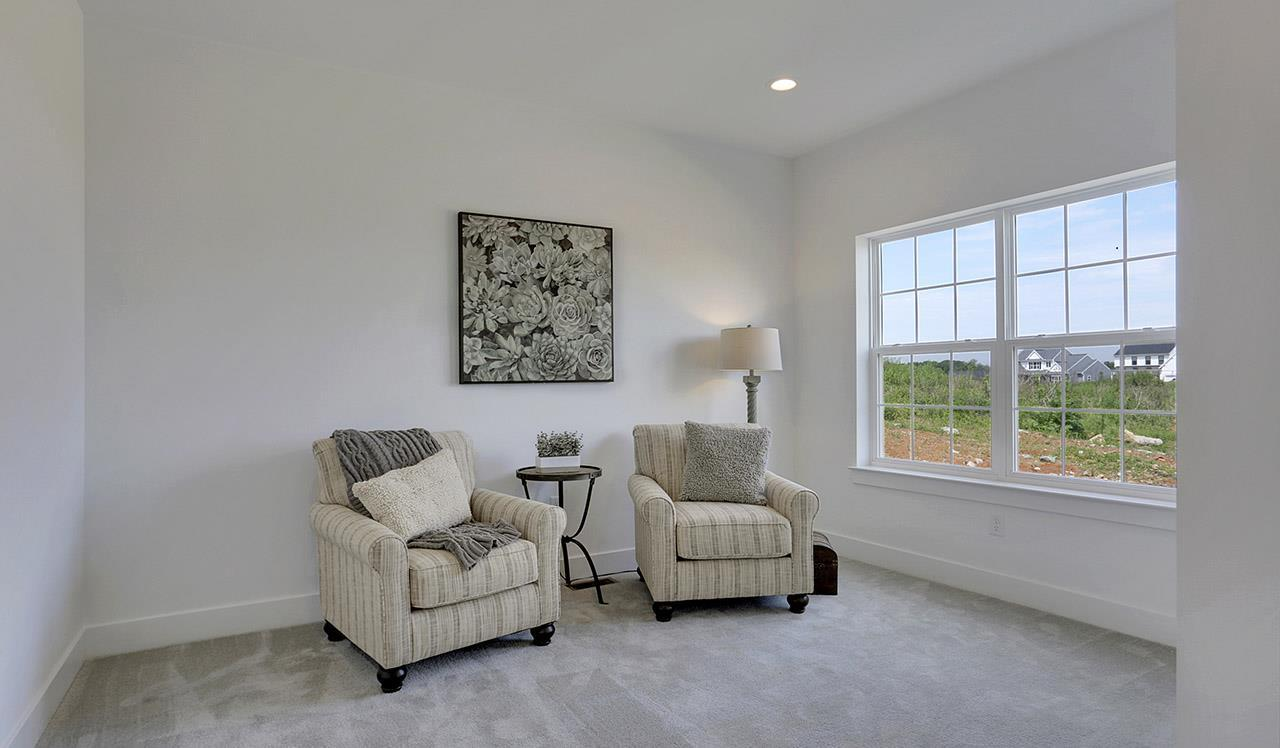 Living Area featured in the Stratford By Landmark Homes  in York, PA