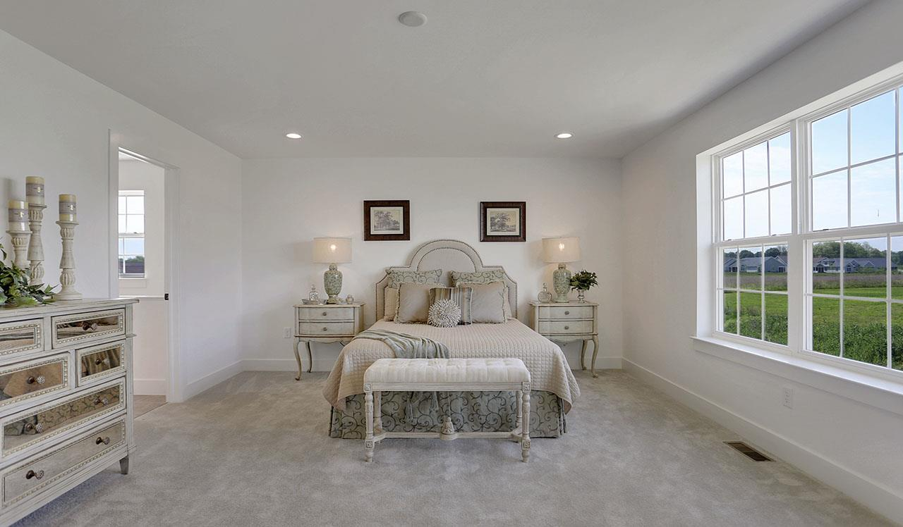 Bedroom featured in the Stratford By Landmark Homes  in York, PA