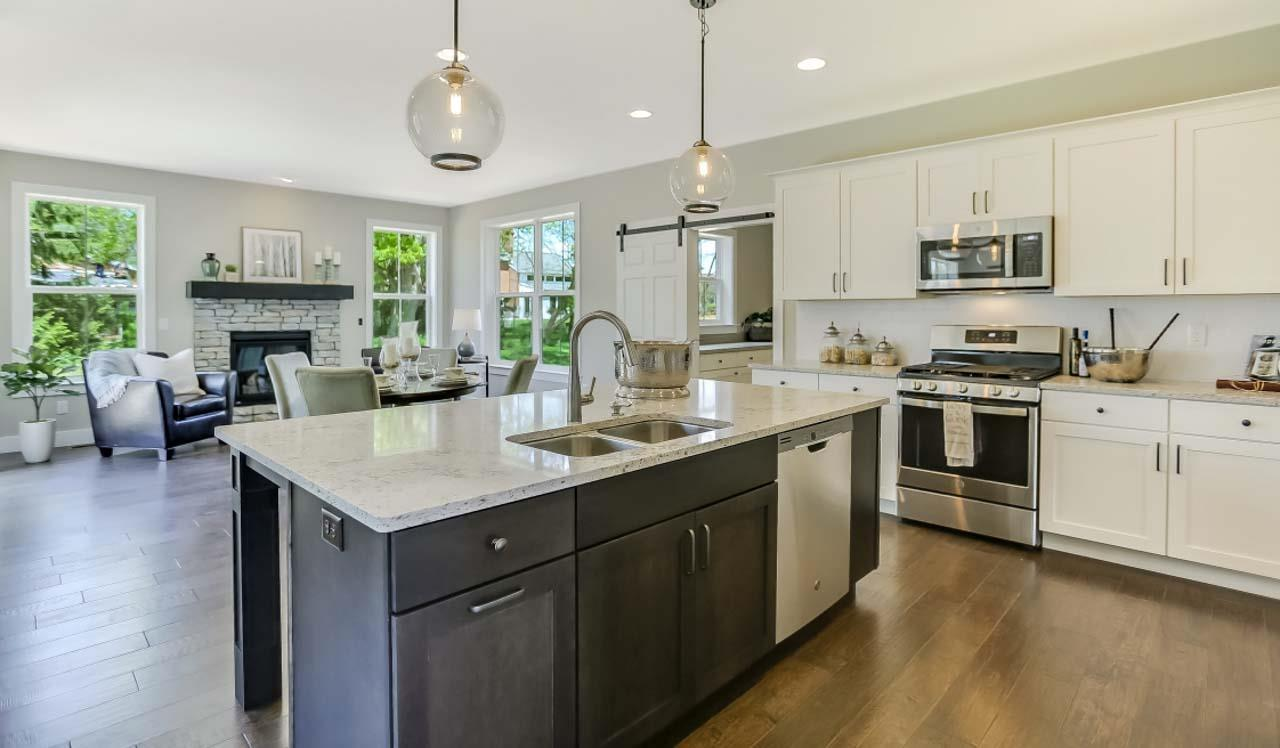 Kitchen featured in the Wesley By Landmark Homes  in Harrisburg, PA