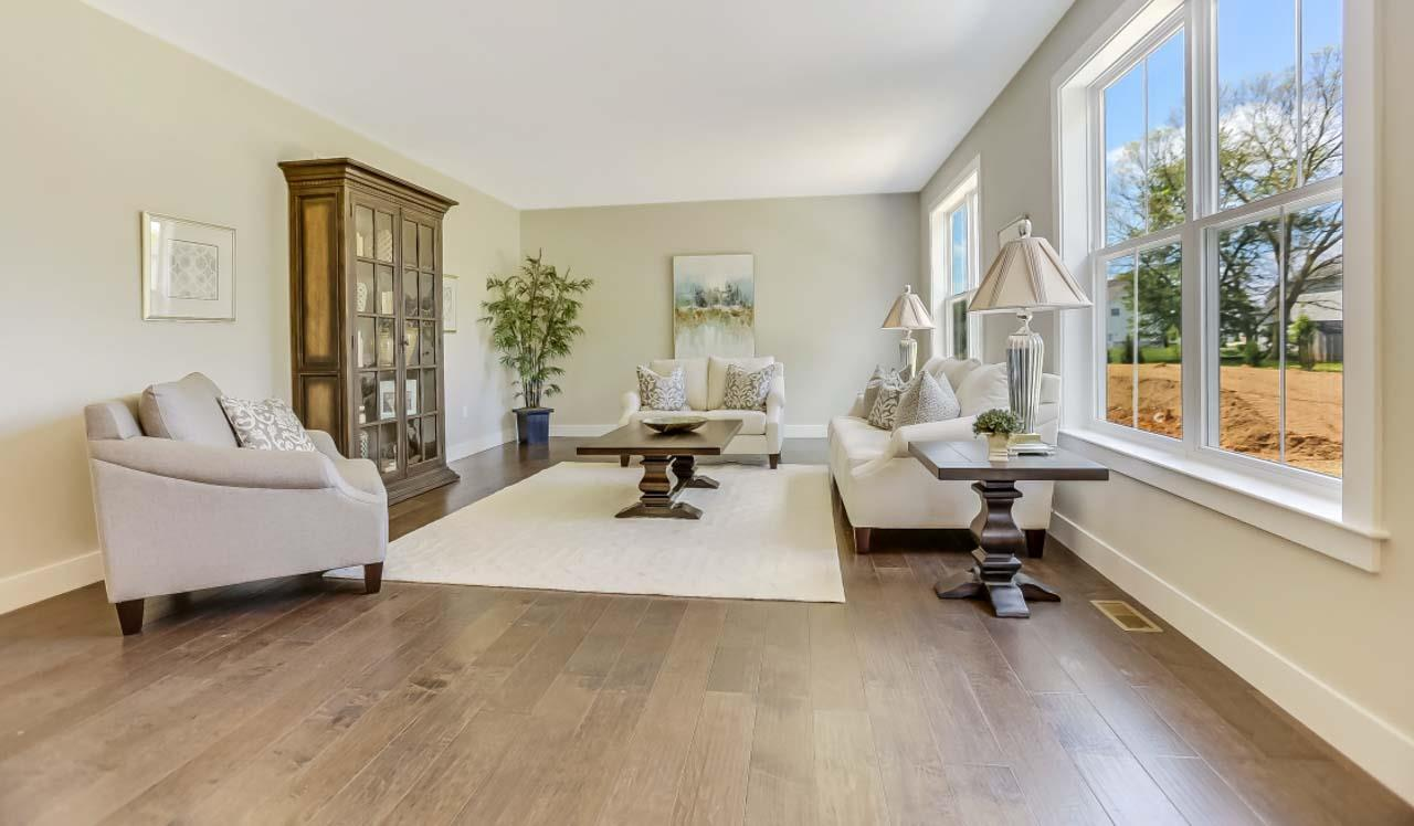 Living Area featured in the Wesley By Landmark Homes  in Harrisburg, PA