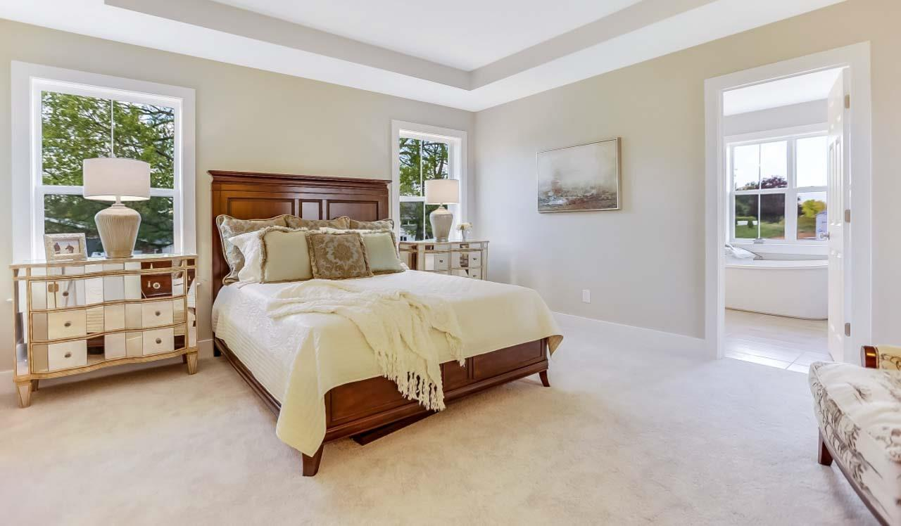 Bedroom featured in the Wesley By Landmark Homes  in Harrisburg, PA
