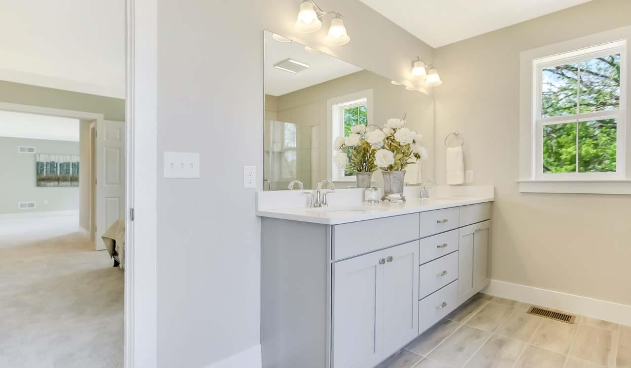 Bathroom featured in the Wesley By Landmark Homes  in Harrisburg, PA