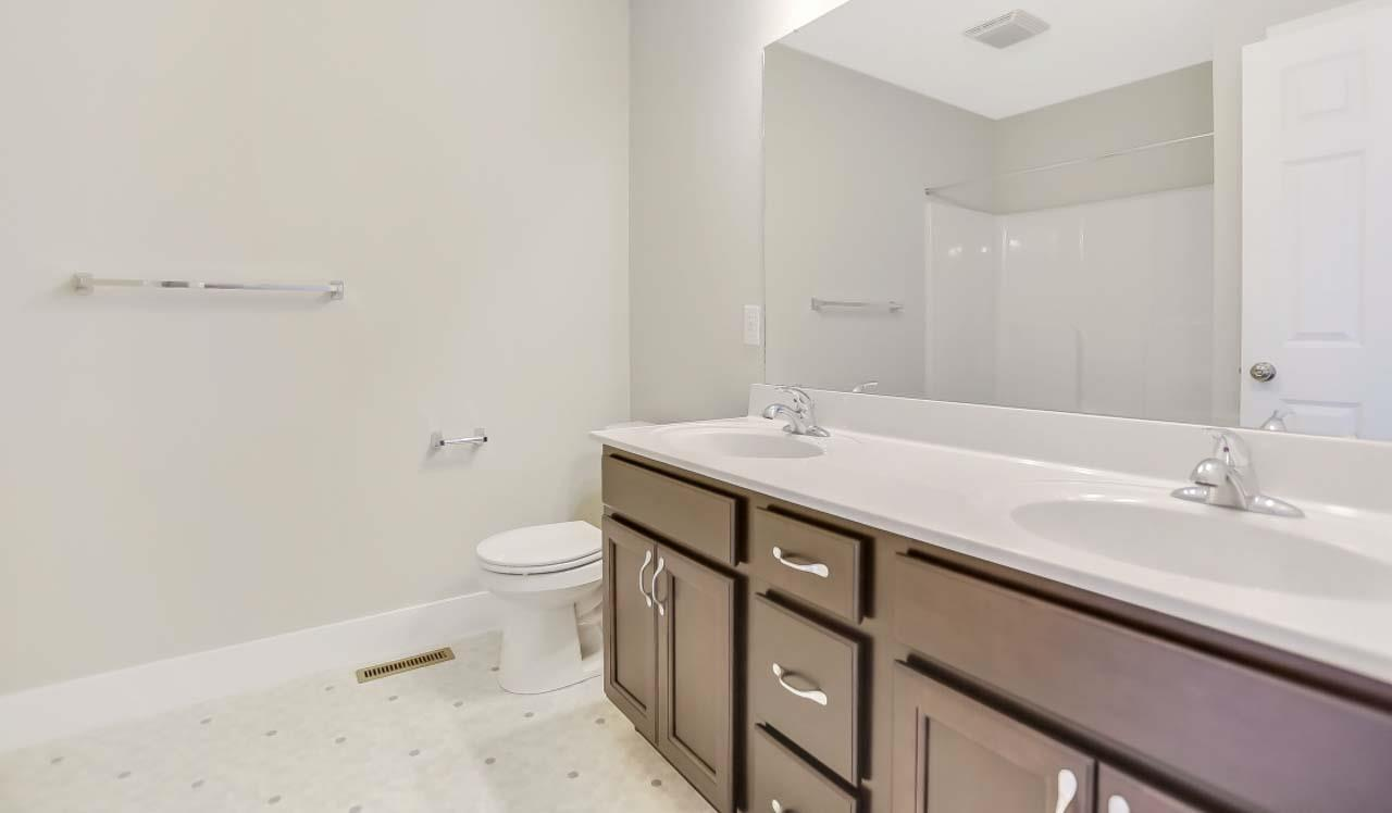 Bathroom featured in the Wesley By Landmark Homes  in Lancaster, PA