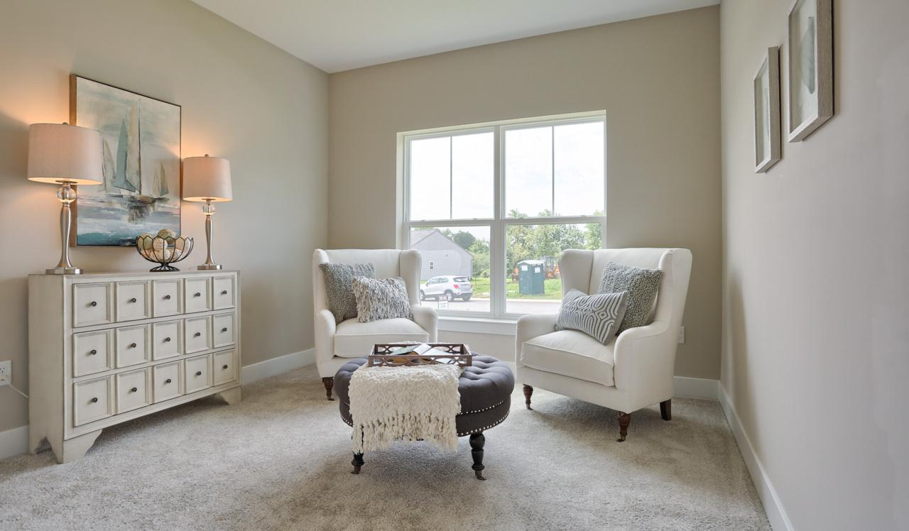 Living Area featured in the Bailey By Landmark Homes  in Harrisburg, PA