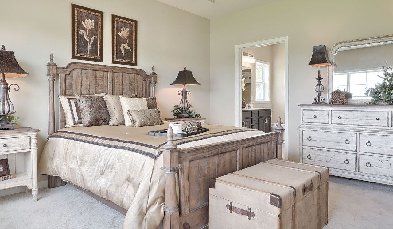 Bedroom featured in the Bennett By Landmark Homes  in Reading, PA