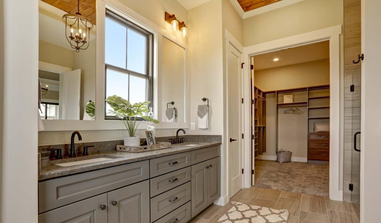 Bathroom featured in The Brentwood By Landmark Homes  in Lancaster, PA
